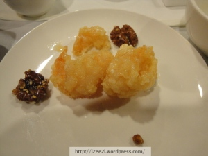 Deep-Fried Shrimp with Walnuts