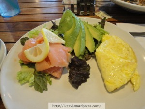 Norwegian Smoked Salmon Breakfast