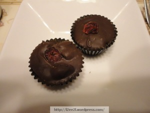Cranberry Orange Dark Chocolate