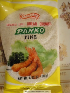 Panko Bread Crumbs