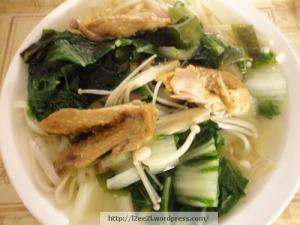 Shan Dong Noodle Soup