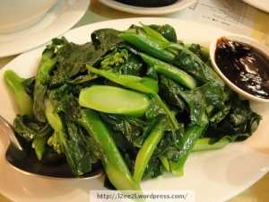 Chinese Broccoli