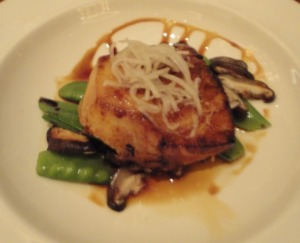 Black Cod, Chinese Style