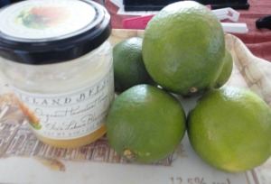 Honey and Limes