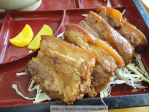Taiwan Braised Pork Belly