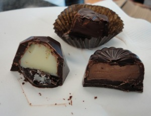 Tequila Chocolates