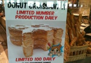 Donut Croisant