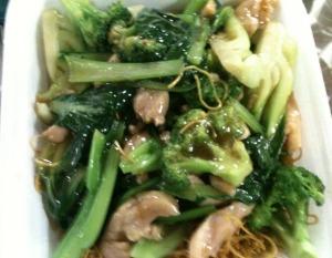The Mouse's Crispy Gau Gee Noodles