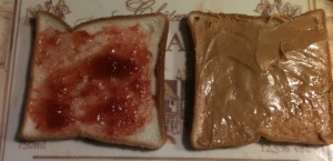 Peanut Butter and Jam!