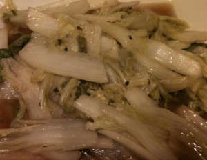 Hot Pickled Cabbage
