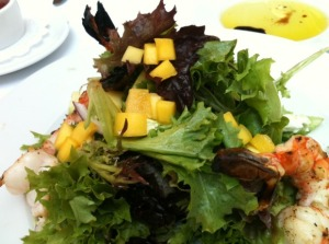 Gamberoni Salad