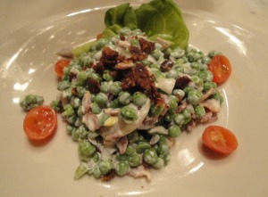 The Mouse's Pea Salad