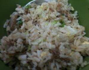 Kalua Pork Fried Rice