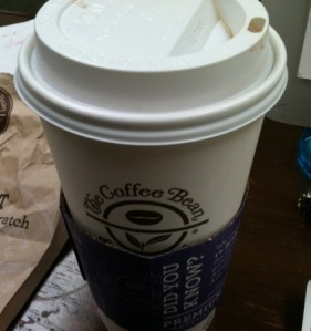 Coffee Bean and Tea Leaf Dark Roast