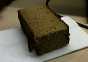 Green Tea Castella Cake