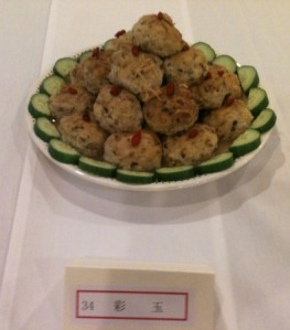 Tofu Balls