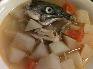Fish Head Soup, XO Flavor