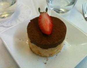 Chocolate Haupia Mousse