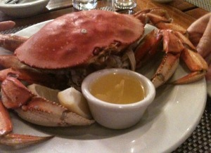 Live (Cooked) Dungeness Crab