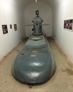 """Lost"" Submarine Prop"