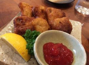 Deep-Fried Pork Belly Nuggets