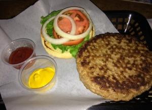 Half-Pound Burger