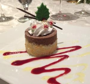 Chocolate Haupia Gâteau