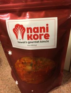 Gourmet Kimchi