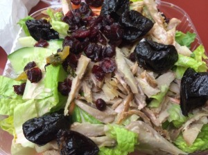 Chinese Chicken Salad, Mouse Enhanced