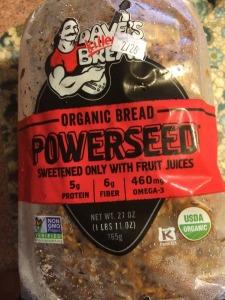 """Powerseed"" Bread"
