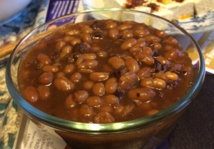 Beans (with Bacon!)