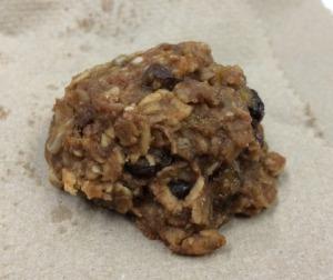 Cookie based on Daniel Diet