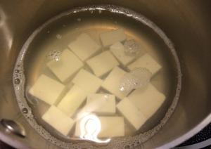 Boiled Soft Tofu