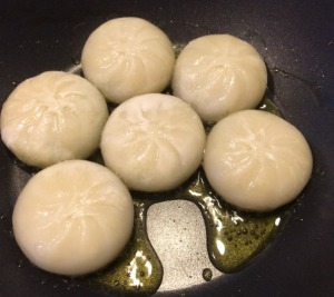 Frozen Korean Dumplings