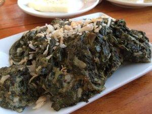 Vegetable Luau