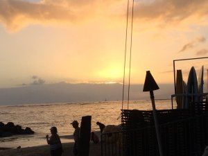 Intermission: The Sunset