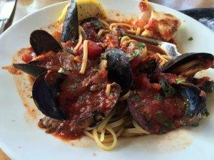 Mussels Pasta