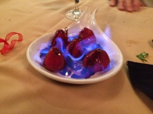 B-Boy's Flaming Strawberries