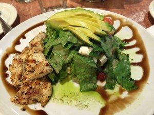 Mouse's Panzanella Salad