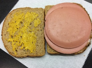 My Bologna has a First Name