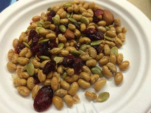 Roasted Soy Trail Mix