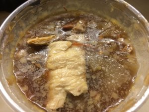Pork Soup with Tofu and Squash