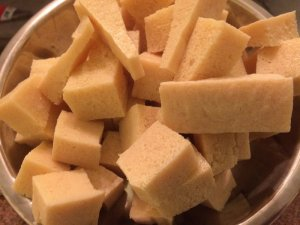"""""""Frozen"""" Tofu"""