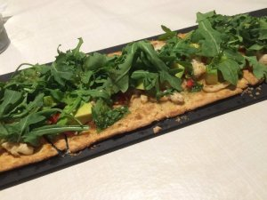 The Mouse's Flatbread