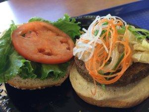 Taro Burger