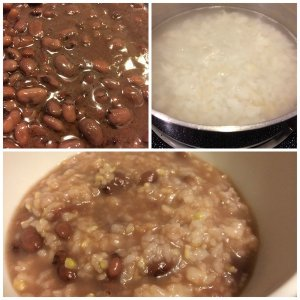 Red Bean Congee