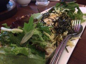 Homemade Tofu Salad