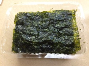 Seaweed Snack Layers
