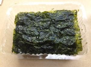 Seaweed Snack Layers