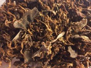 Dried Brown Vegetable